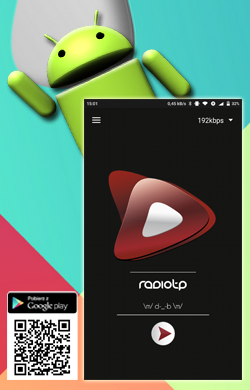 Aplikacja RadioTP na system Android