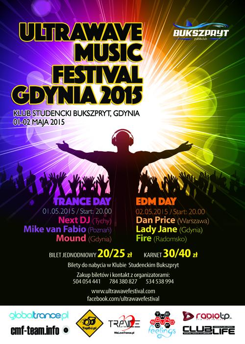 Ultra Music Festival 2015 RadioTP
