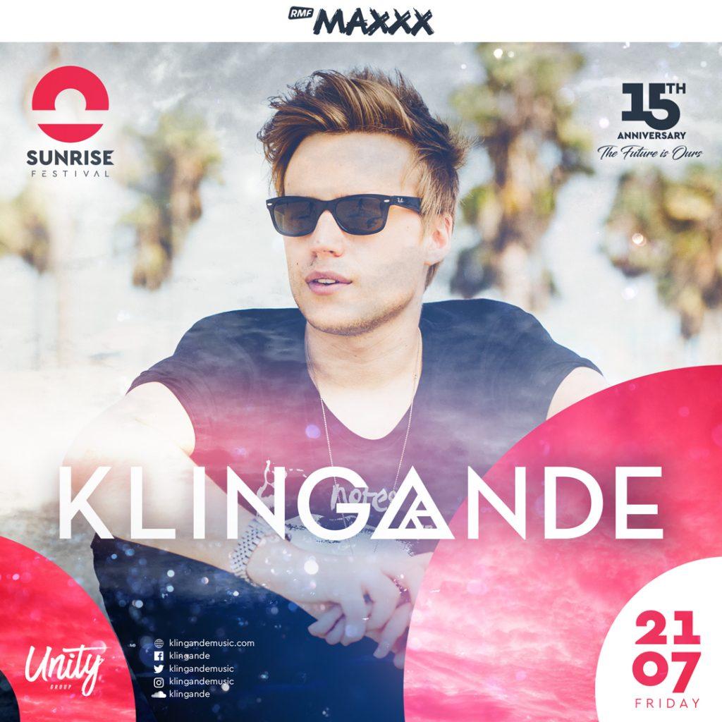 Radio Internetowe RadioTP - Sunrise Festival 2017 - Klingande