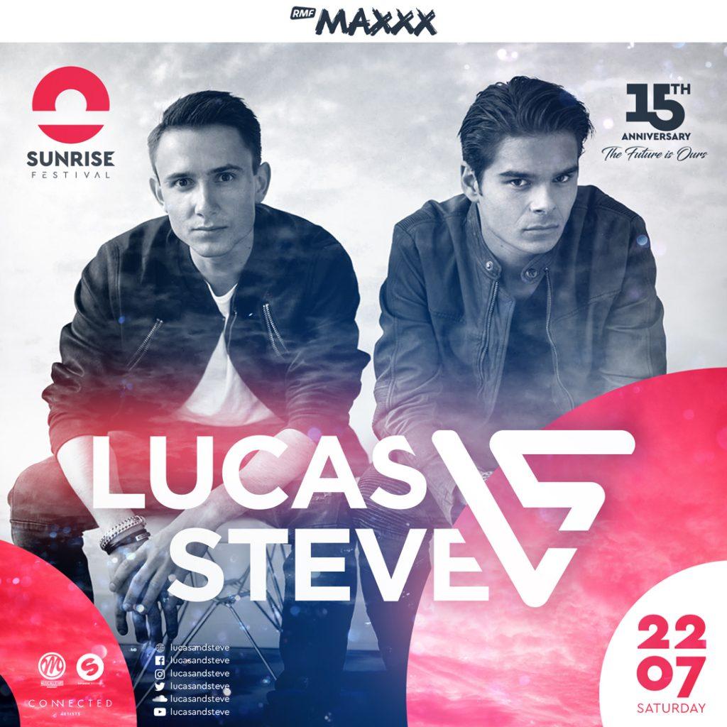 Radio Internetowe RadioTP - Sunrise Festival 2017 - Lucas ans Steve