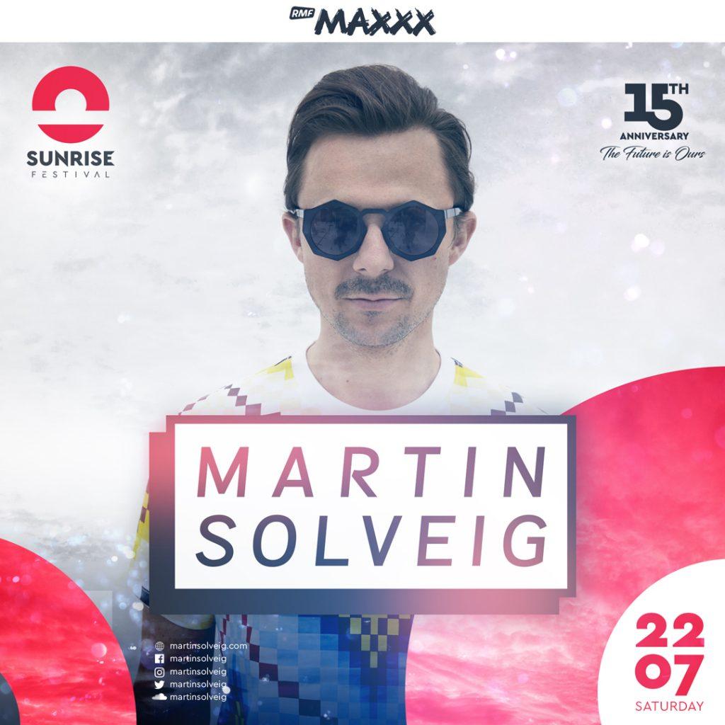 Radio Internetowe RadioTP - Sunrise Festival 2017 - Martin Solweig