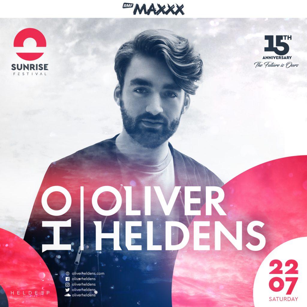 Radio Internetowe RadioTP - Sunrise Festival 2017 - Oliver Heldens